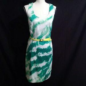 Vince Camuto Sheath dress sleeveless size 14